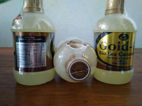 Jelly Gamat Gold G 320ml